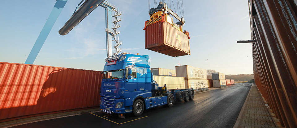 Container<strong>transporte</strong>